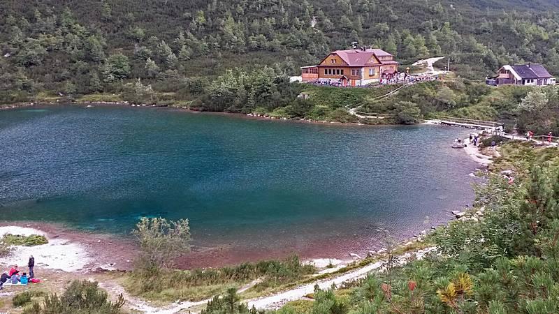 Grünsee-Hütte